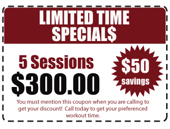 Shrink Personal Training Coupon